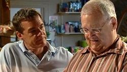Paul Robinson, Harold Bishop in Neighbours Episode 5246