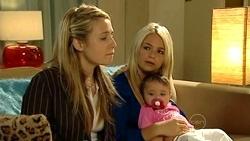 Anne Baxter, Sky Mangel, Kerry Mangel (baby) in Neighbours Episode 5249