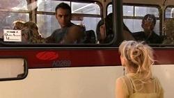 Adam Rhodes, Pepper Steiger in Neighbours Episode 5249