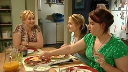 Janelle Timmins, Anne Baxter, Bree Timmins in Neighbours Episode 5249