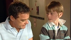 Paul Robinson, Mickey Gannon in Neighbours Episode 5253