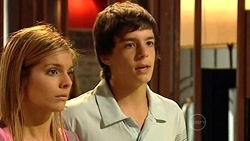 Rachel Kinski, Zeke Kinski in Neighbours Episode 5255