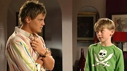 Ned Parker, Mickey Gannon in Neighbours Episode 5256