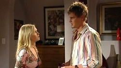 Janae Timmins, Ned Parker in Neighbours Episode 5256