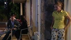 Oliver Barnes, Rebecca Napier, Elle Robinson in Neighbours Episode 5256