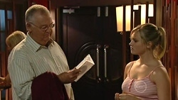 Harold Bishop, Janae Hoyland in Neighbours Episode 5257