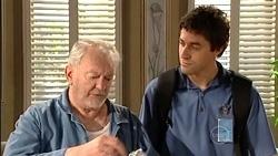 Tom Kennedy, Ian Phillips in Neighbours Episode 5258