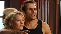 Pepper Steiger, Adam Rhodes in Neighbours Episode 5258