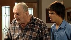 Tom Kennedy, Zeke Kinski in Neighbours Episode 5258