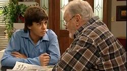 Zeke Kinski, Tom Kennedy in Neighbours Episode 5258