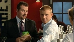 Toadie Rebecchi, Boyd Hoyland, Steph Scully in Neighbours Episode 5259