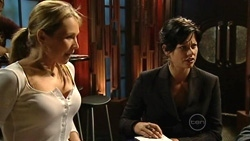 Steph Scully, Susannah Christie in Neighbours Episode 5259