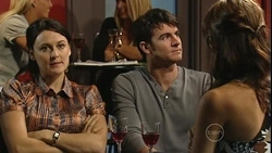 Rosie Cammeniti, Frazer Yeats, Carmella Cammeniti in Neighbours Episode 5259