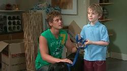 Ned Parker, Jake, Mickey Gannon in Neighbours Episode 5286