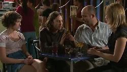 Bridget Parker, Riley Parker, Steve Parker, Miranda Parker in Neighbours Episode 5286