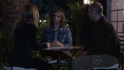 Miranda Parker, Riley Parker, Steve Parker in Neighbours Episode 5287
