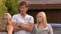 Kirsten Gannon, Ned Parker, Janae Timmins in Neighbours Episode 5288
