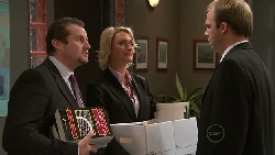 Toadie Rebecchi, Diana Murray, Tim Collins in Neighbours Episode 5294
