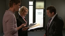 Ned Parker, Diana Murray, Toadie Rebecchi in Neighbours Episode 5294