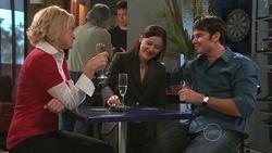 Diana Murray, Rosie Cammeniti, Frazer Yeats in Neighbours Episode 5308