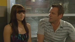 Summer Hoyland, Michael Williams in Neighbours Episode 6091