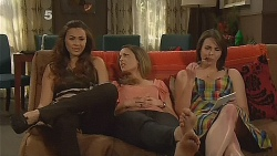 Jade Mitchell, Sonya Mitchell, Kate Ramsay in Neighbours Episode 6091