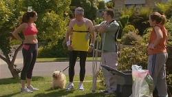 Jade Mitchell, Karl Kennedy, Toadie Rebecchi, Sonya Mitchell in Neighbours Episode 6092