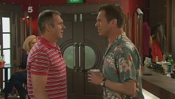 Karl Kennedy, Michael Williams in Neighbours Episode 6092