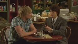 Andrew Robinson, Declan Napier in Neighbours Episode 6093