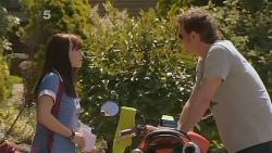 Summer Hoyland, Lucas Fitzgerald in Neighbours Episode 6094