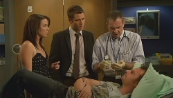 Kate Ramsay, Mark Brennan, Karl Kennedy, Lucas Fitzgerald in Neighbours Episode 6095
