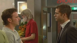 Lucas Fitzgerald, Mark Brennan in Neighbours Episode 6095