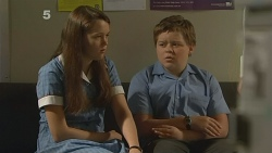 Sophie Ramsay, Callum Jones in Neighbours Episode 6095