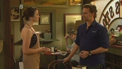 Kate Ramsay, Lucas Fitzgerald in Neighbours Episode 6095