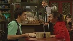 Zeke Kinski, Toadie Rebecchi, Jade Mitchell in Neighbours Episode 6096