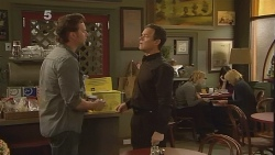 Lucas Fitzgerald, Paul Robinson in Neighbours Episode 6096