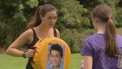 Jade Mitchell, Sophie Ramsay in Neighbours Episode 6097