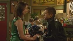 Kate Ramsay, Mark Brennan in Neighbours Episode 6097