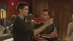 Jeremy 'Jezza' Scholton, Lucas Fitzgerald in Neighbours Episode 6097