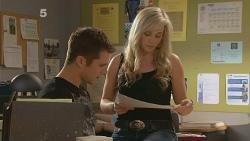 Mark Brennan, Senior Constable Megan Phillips in Neighbours Episode 6097