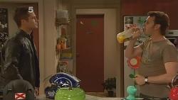 Mark Brennan, Lucas Fitzgerald in Neighbours Episode 6097