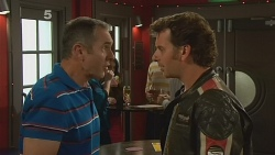 Karl Kennedy, Lucas Fitzgerald in Neighbours Episode 6098