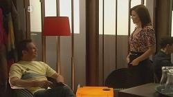 Michael Williams, Rebecca Napier in Neighbours Episode 6098
