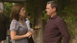 Rebecca Napier, Paul Robinson in Neighbours Episode 6099