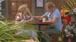 Natasha Williams, Andrew Robinson in Neighbours Episode 6099