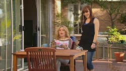 Natasha Williams, Summer Hoyland in Neighbours Episode 6100