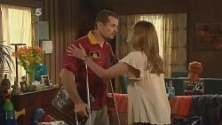Toadie Rebecchi, Sonya Mitchell in Neighbours Episode 6100