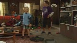 Charlie Hoyland, Callum Jones in Neighbours Episode 6100