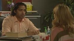 Doug Harris, Natasha Williams in Neighbours Episode 6100