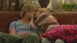 Andrew Robinson, Natasha Williams in Neighbours Episode 6100